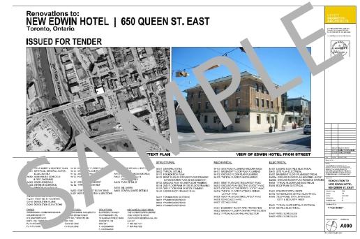 2009-1-1 New Edwin Hotel - February 2009, 650 Queen Street E, Toronto, ON