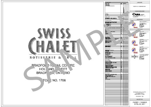 2011-1-1 Swiss Chalet Bradford - June 2011, 489 Holland St.W.Bldg. 'K', Bradford, Ontario