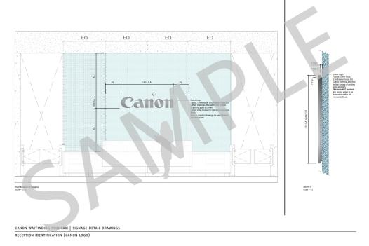 2014-1-2 Canon Canada Headquarters April 2014, Mississauga Road & Steeles Avenue West, Brampton, Ontario