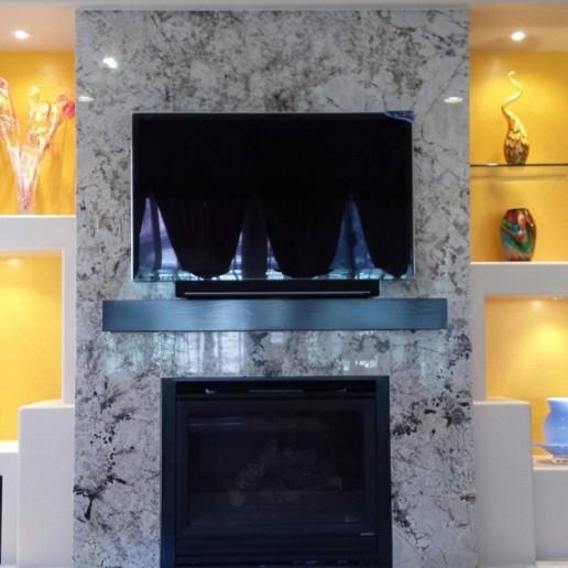 Aracruz-Quasar-2cm-granite-Fireplace-Wrap-Phoenix-1024x576